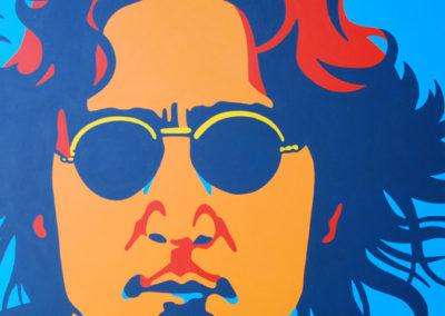 John Lennon 36x36